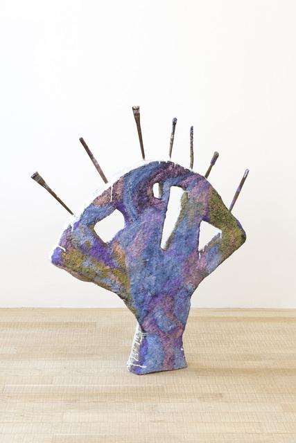 , 'Peacock,' 2014, Galerie Peter Kilchmann