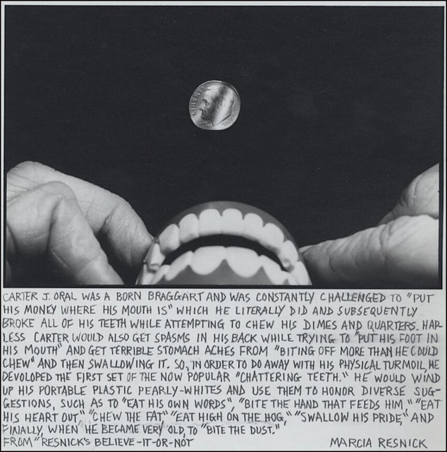 Marcia Resnick, 'Carter J. Oral', 1980, Paul M. Hertzmann, Inc.