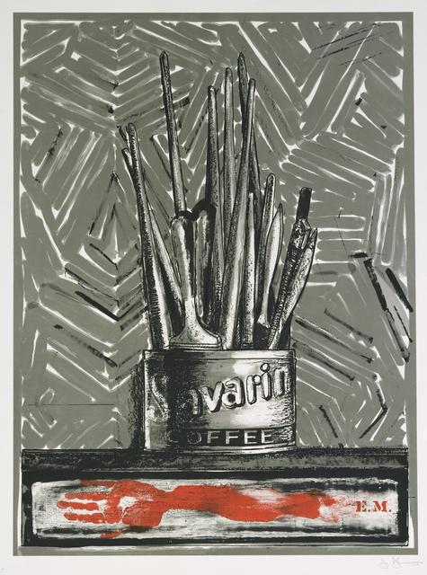 , 'Savarin,' 1977-1981, Susan Sheehan Gallery