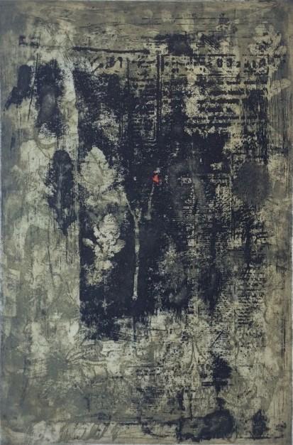 Antoni Clavé, 'Trois Feuilles', 1966, Kunzt Gallery