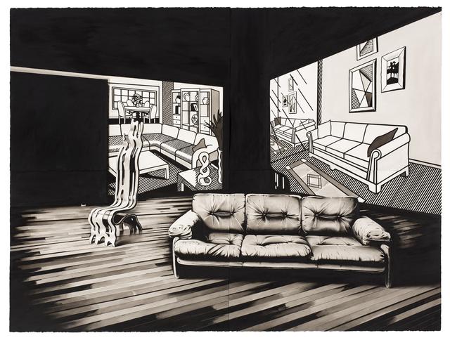 , 'Ateliê Roy Lichtenstein nº 2 ,' 2015, Referência Galeria de Arte
