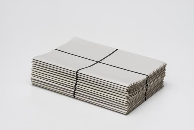 , 'Fardo (Burden),' 2013, Galeria Marilia Razuk