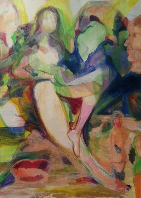 , 'Sin título 3,' 2013, Abate Galería