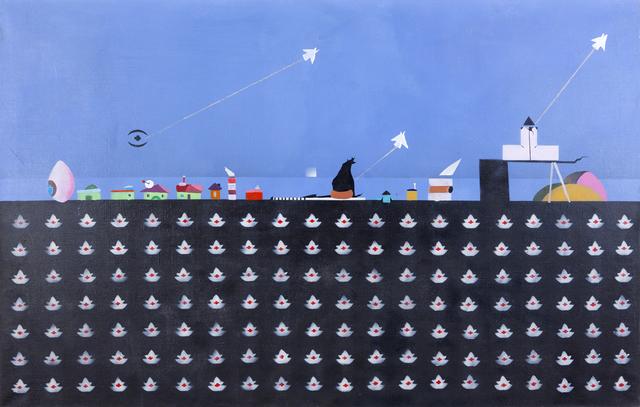 , 'Agro-city. The village,' 2010, Anna Nova Gallery