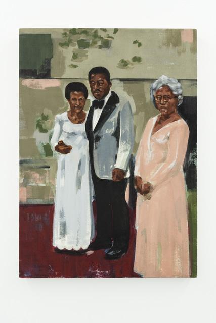 , 'Garden Wedding,' 2017, Gallery MOMO