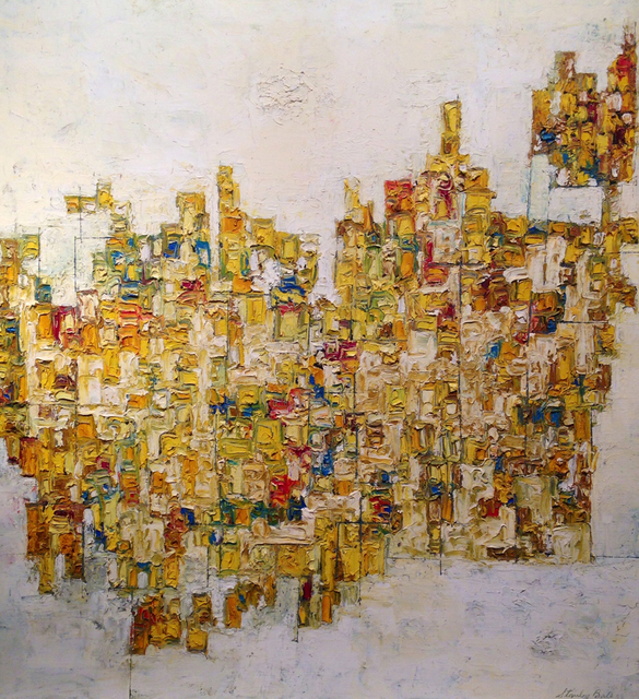, 'Lights of the City,' 1958, Sorelle Gallery Fine Art