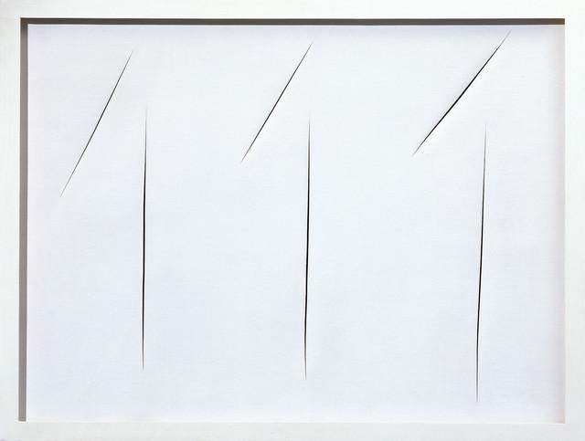 , 'Concetto Spaziale,' 1965, Tornabuoni Art