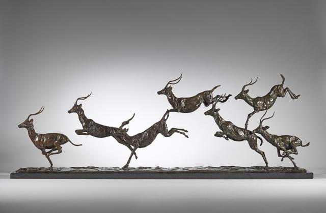 , 'Impala Line,' 2017, Sladmore Contemporary