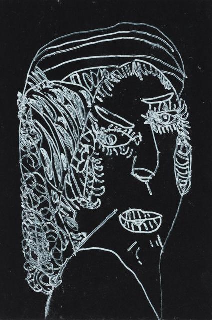 Richard Wright (b. 1955), 'a bad Lady Creature', 2017, Creativity Explored