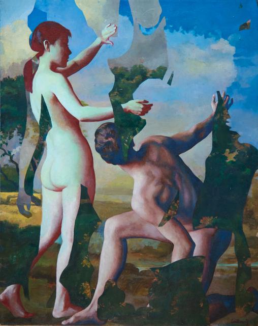 , 'Residue of Yesterday ,' 2015, Cadogan Contemporary
