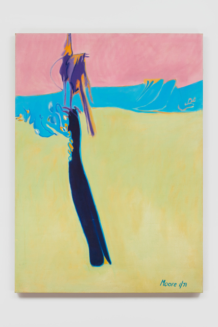 , 'Untitled I (Medium 1),' 1971, Susan Eley Fine Art