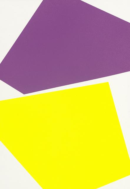 , 'Ohne Titel,' 2008/2016, Galerie Thomas Schulte