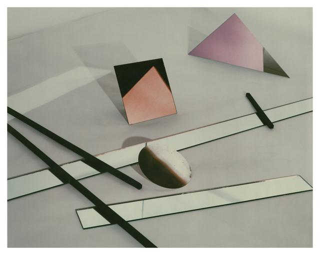 , 'Construct V-A,' 1980, Bortolami