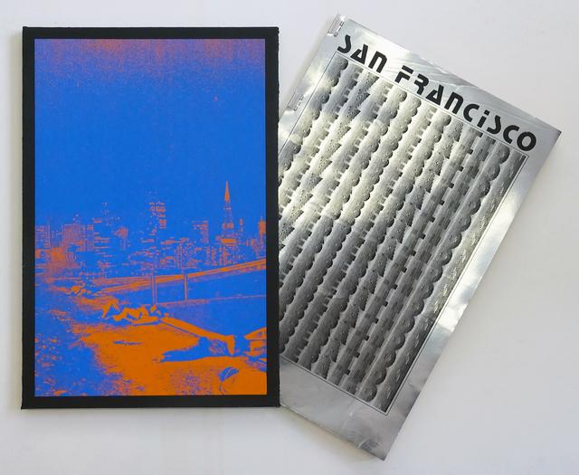 Gwenaël Rattke, 'San Francisco Reverberation', 2017, Headlands Center for the Arts Benefit Auction