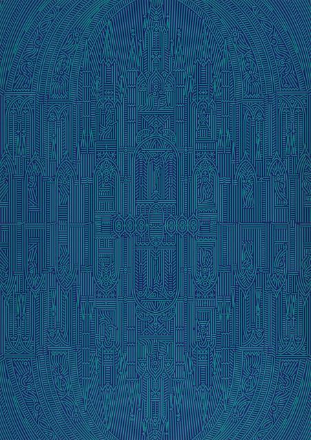 , 'Relfections - Cathédrale de Notre Dame,' 2017, Fabien Fryns Fine Art