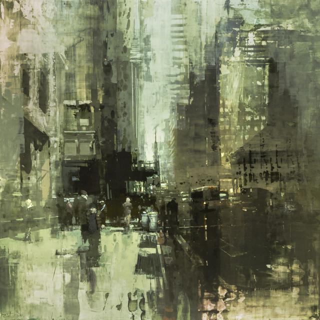 , 'NYC #41,' 2018, Maxwell Alexander Gallery