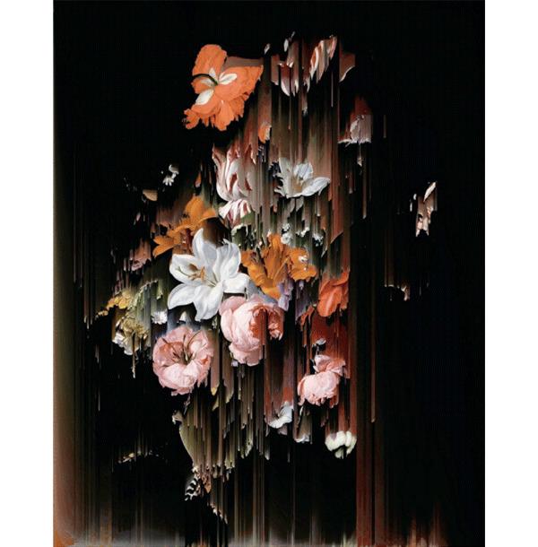 , 'Flowers in a Glass (after Rachel Ruysch),' 2017, Bridgeman Editions