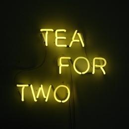, 'Tea for Two,' 2011, Dvir Gallery