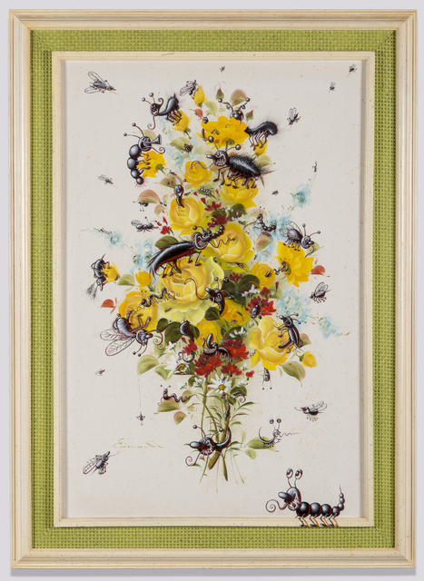 , 'Beautiful Bouquet De Buzzing Bees,' 2014, Allouche Gallery