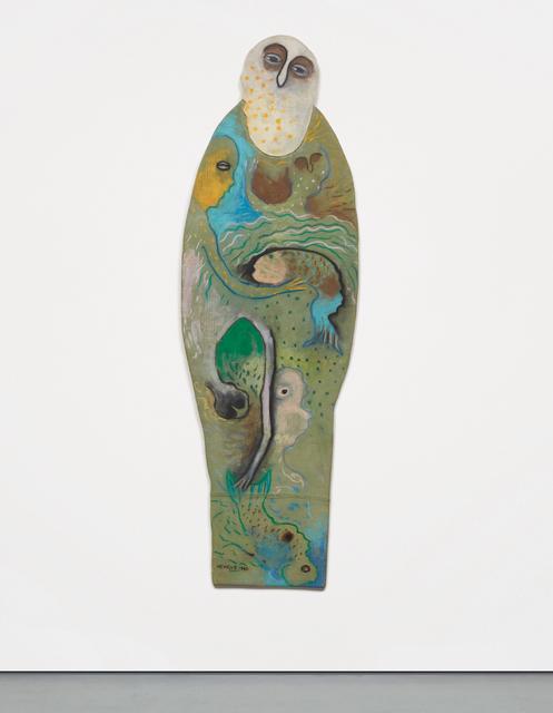 Manuel Mendive, 'Madre Agua', 1990, Phillips