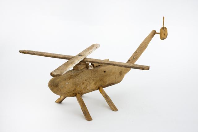 John Byam, 'Untitled (Helicopter)', n.d., Andrew Edlin Gallery