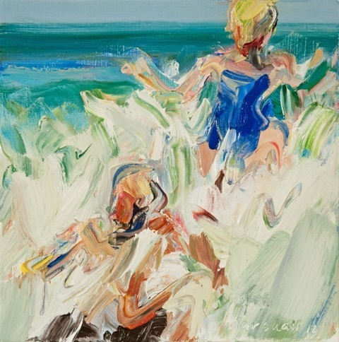Marshall Crossman, 'Beach Series #204', 2015, Dolby Chadwick Gallery