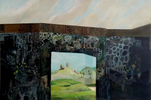 , 'Wall,' 2015, Pierogi