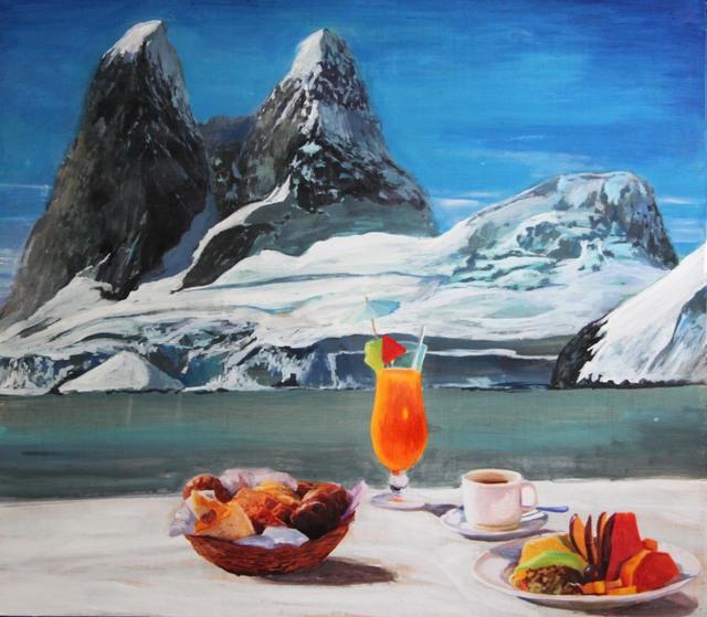 , 'Break-fast,' 2015, Victor Lope Arte Contemporaneo