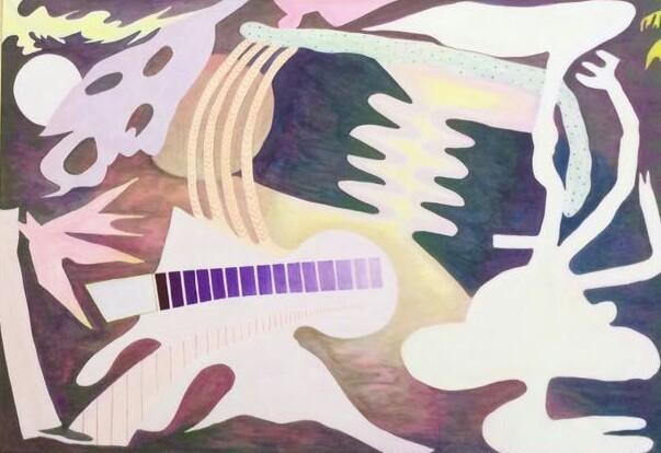 , 'Cueva – paisaje 2 ,' 2016, Galería Karen Huber