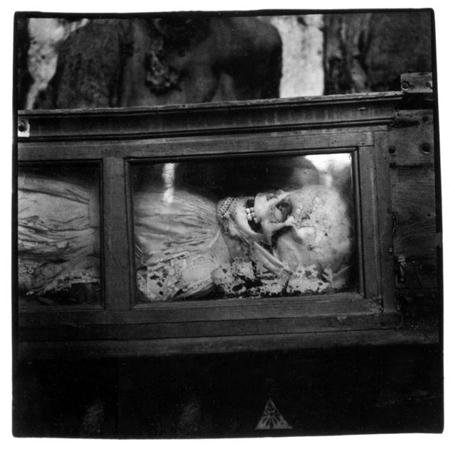 , 'Palermo Catacombs #5,' 1963, Alexander and Bonin
