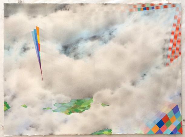 , 'Signals 3,' 2017, Dolan/Maxwell