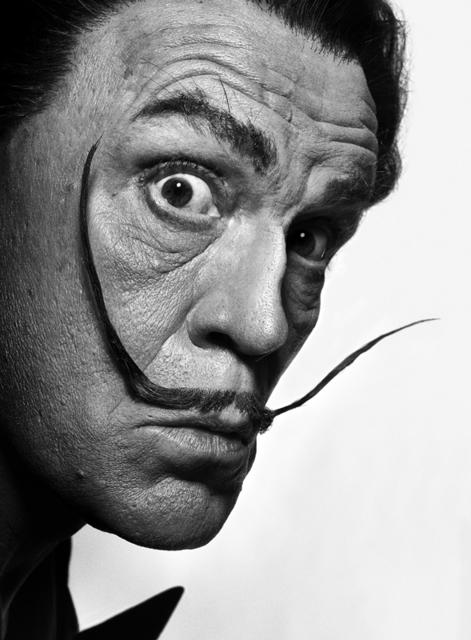 , 'Philippe Halsman / Salvador Dali (1954),' 2014, Cynthia Corbett Gallery