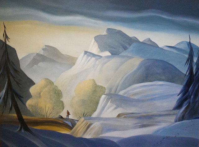 Dale Nichols, 'The Wilderness', 1986, Greg Thompson Fine Art