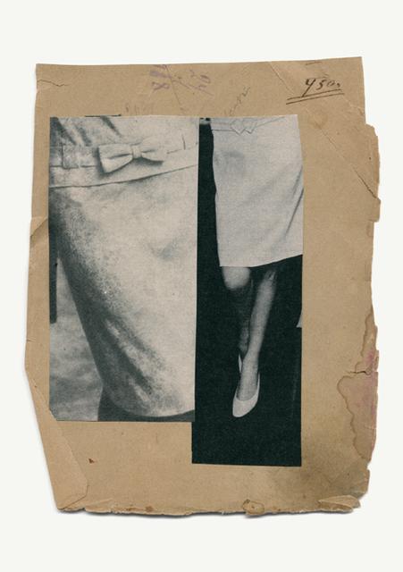, 'Dress 3,' 2013-2016, Galerie Les filles du calvaire