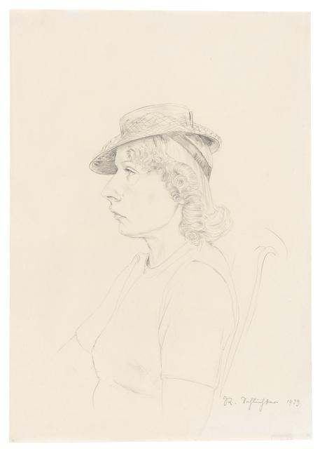 , '»Frau Erika«,' 1939, Ludorff