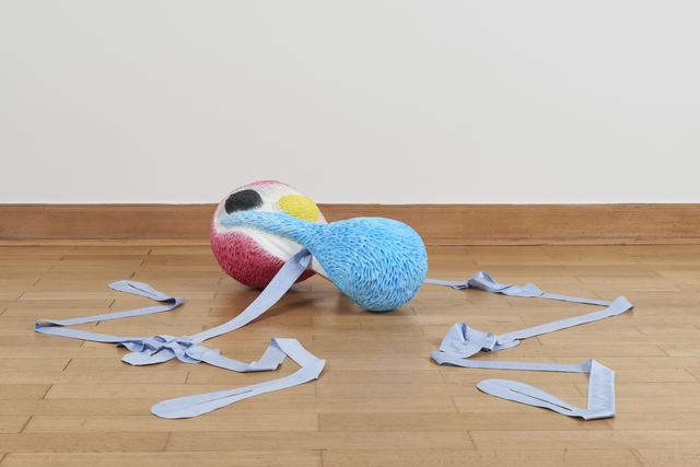 Naufus Ramírez-Figueroa, 'Vase #2', 2019, Mendes Wood DM