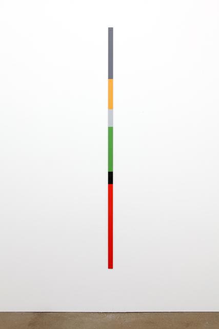 , 'Parameter 070611,' 2011, Galerie Christian Lethert