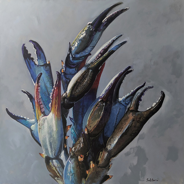 , 'Crab Claw Bouquet IV ,' 2019, LeMieux Galleries
