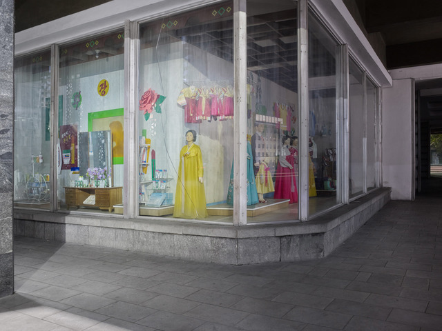 , 'Yellow Dress (Department Store no. 1, Pyongyang),' 2016, The Ravestijn Gallery