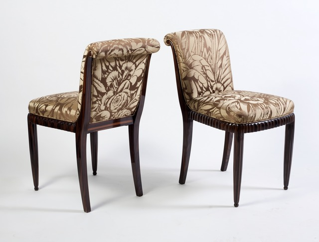 , 'Pair of Fine and Early Armchairs,' ca. 1925, Susan Weber Collection