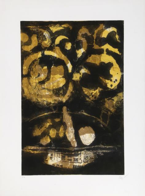 Antoni Clavé, 'Guerrier', 1970, Print, Etching, RoGallery