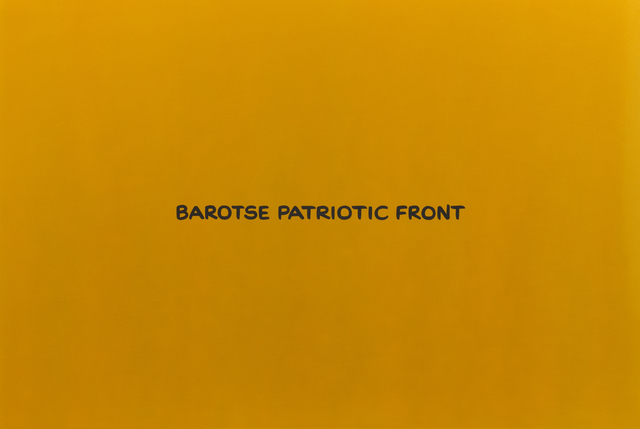 , 'Barotse Patriotic Front (from the series Divine Violence),' 2007, Roberts Projects