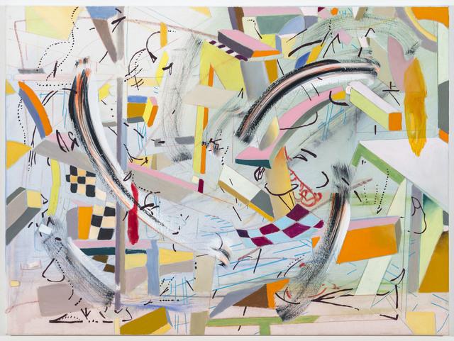 , 'Supergirl 47,' 2018, Johannes Vogt Gallery