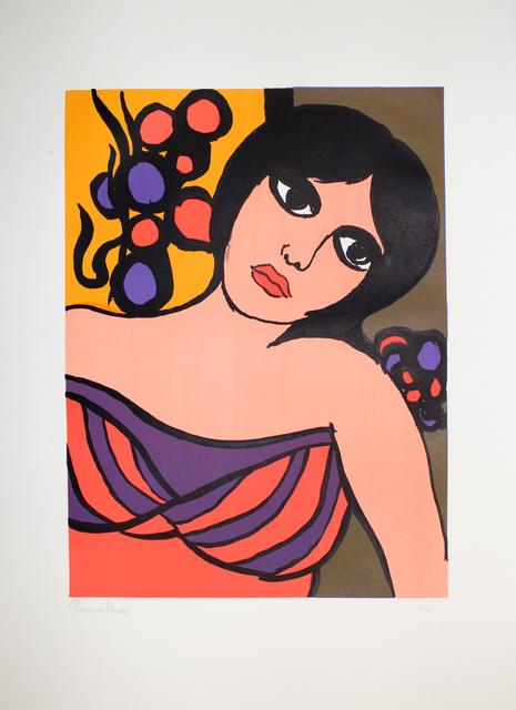 Pompeo Borra, 'Ragazza / Girl', 1968, Sylvan Cole Gallery