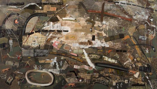 , 'Ruidos en la Ciudad,' 2015, Galeria Sur