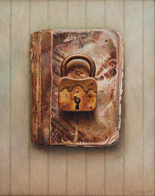 John Whalley, 'Brass Lock', 2019, Vose Galleries