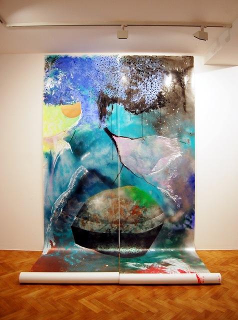 , 'Sacredscape III,' 2016, Tiwani Contemporary