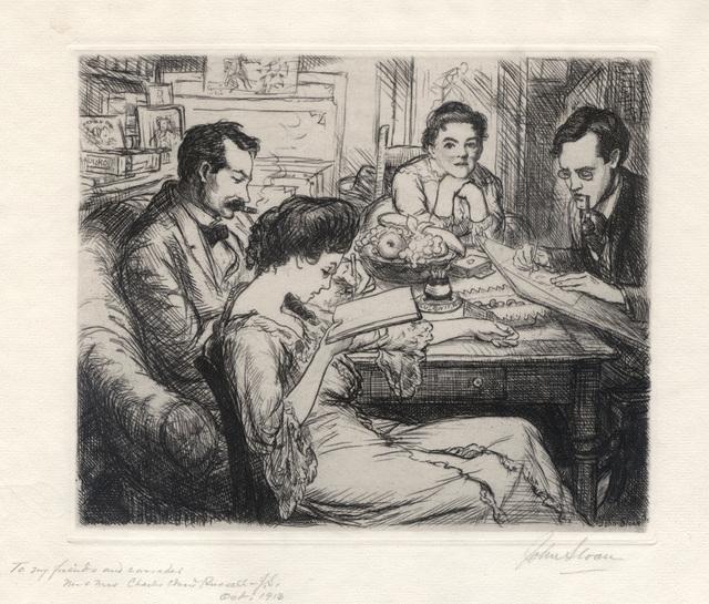 , 'Memory,' 1906, Conrad R. Graeber Fine Art