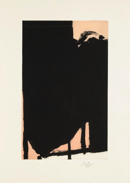 , 'Elegy Fragment II,' 1985, F.L. Braswell Fine Art