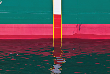 Ship Hull Abstract
